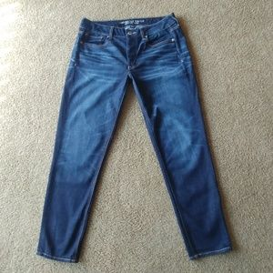 American Eagle TOMGIRL JEANS 8R